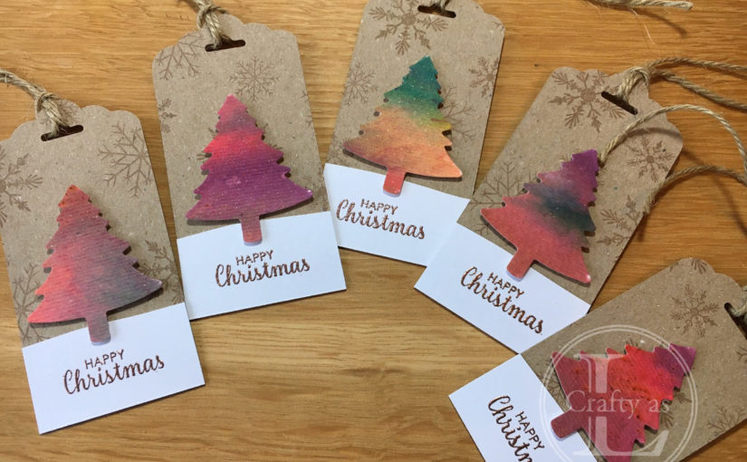 Pigment Tree Tags